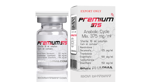 PREMIUM 375 by IRON PHARMA